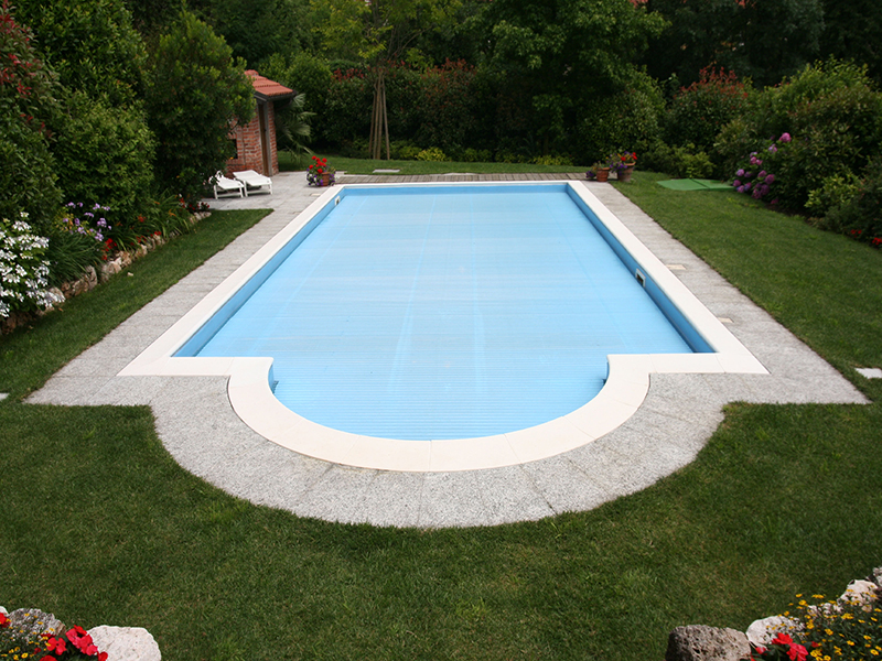 Costruzione piscine interrate