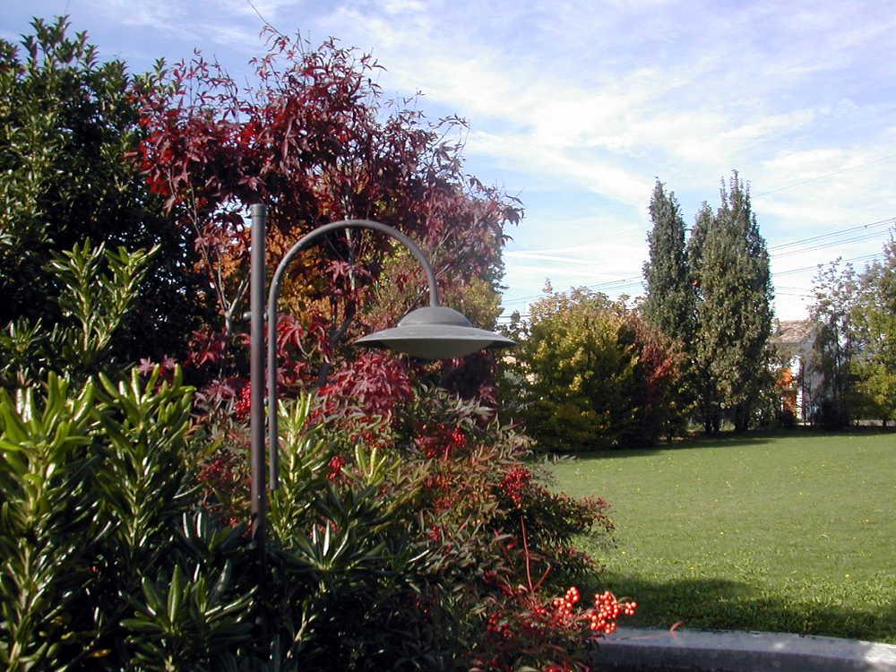 Lampade per giardino - Produzione, vendita, installazione - Tecnogreen