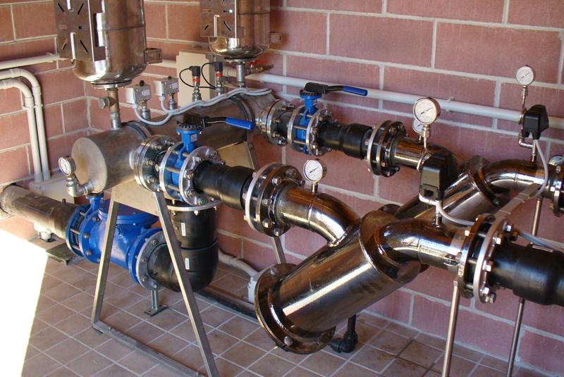 Manutenzione programmata stagionale impianti di irrigazione - Tecnogreen Montebelluna (Treviso)