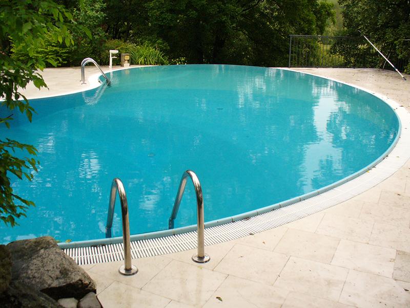 Progettazione personalizzata piscine